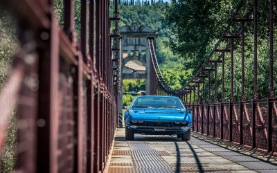 Lamborghini Jarama GT: Έρχεται από το παρελθόν με 260 χλμ./ώρα