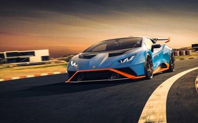 Lamborghini Huracan STO: Από τις πίστες στους δρόμους (video)