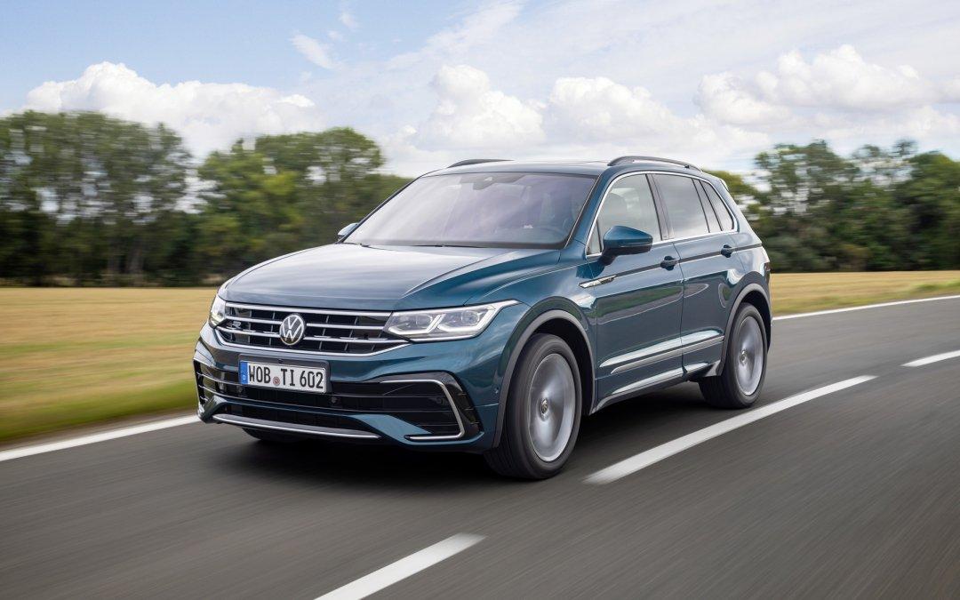 Αυτό είναι το νέο  VW Tiguan! Ποια η τιμή του αλλά και οι εκδόσεις;