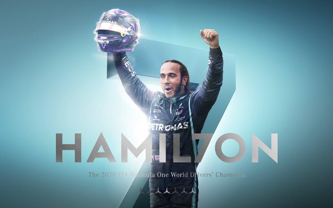 Formula 1-Γκραν Πρι Τουρκίας: Νίκη και έβδομο αστέρι για τον Χάμιλτον