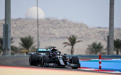 Formula 1-Γκραν Πρι Μπαχρέιν-FP2: Πρωταγωνιστής ένας τετράποδος φίλος