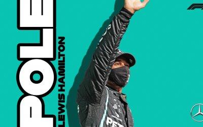 Formula 1-Γκραν Πρι Μπαχρέιν-Κατατακτήριες: Ακόμα πιο κοντά στο 100 ο Χάμιλτον