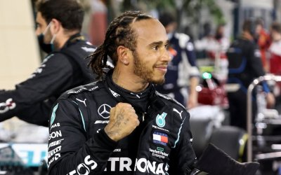 Formula 1-Γκραν Πρι Μπαχρέιν: Ακόμα μία νίκη Χάμιλτον. Σοκαριστικό το ατύχημα του Γκροζάν