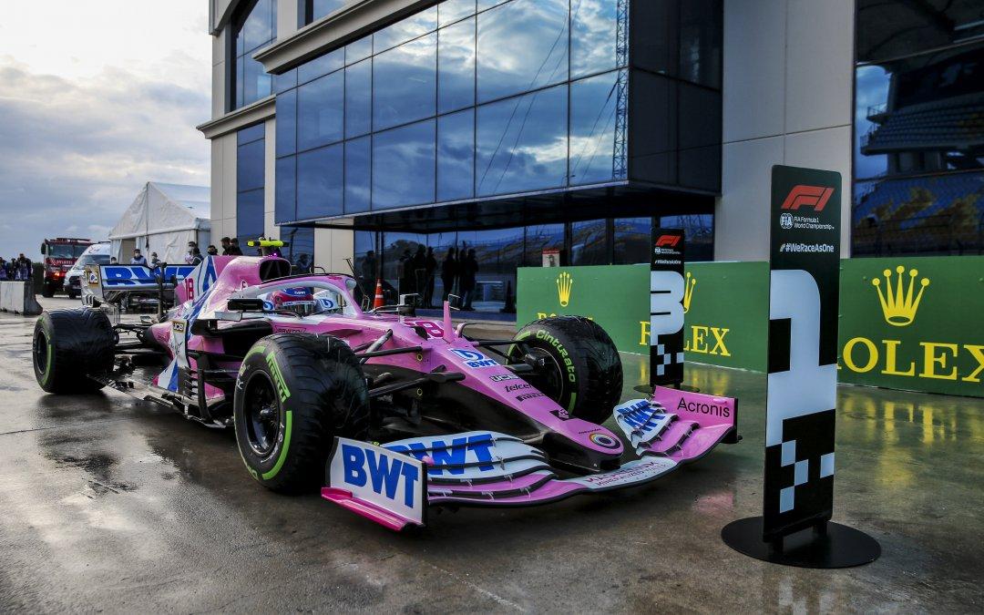 Formula 1-Γκραν Πρι Τουρκίας-Κατατακτήριες: Ο Στρολ έκανε το αδιανόητο. Πήρε την pole position!