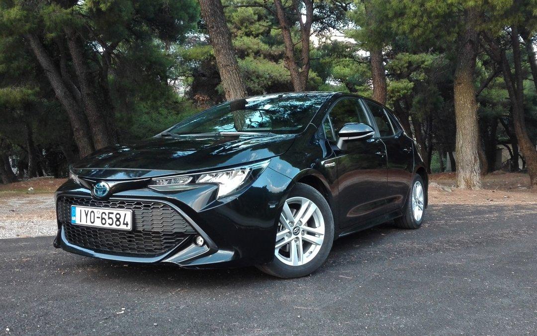 Toyota Corolla 1.8 Hybrid 122 PS:  Όσο είσαι στη κίνηση, τόσο λιγότερο καις!