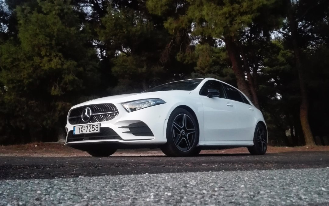 Mercedes A200: Όταν η συνταγή είναι τέλεια, η οδήγηση είναι ξεκούραση!
