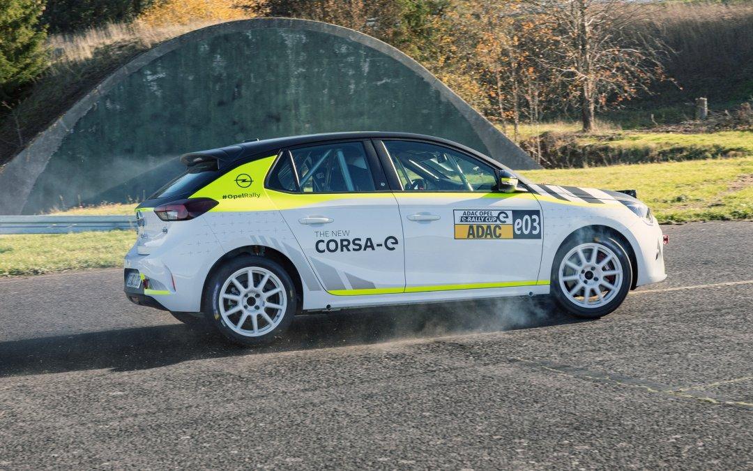 Άλλος ένας κύκλος δοκιμών ολοκληρώθηκε για το Opel Corsa –e Rally. Συμπεράσματα;