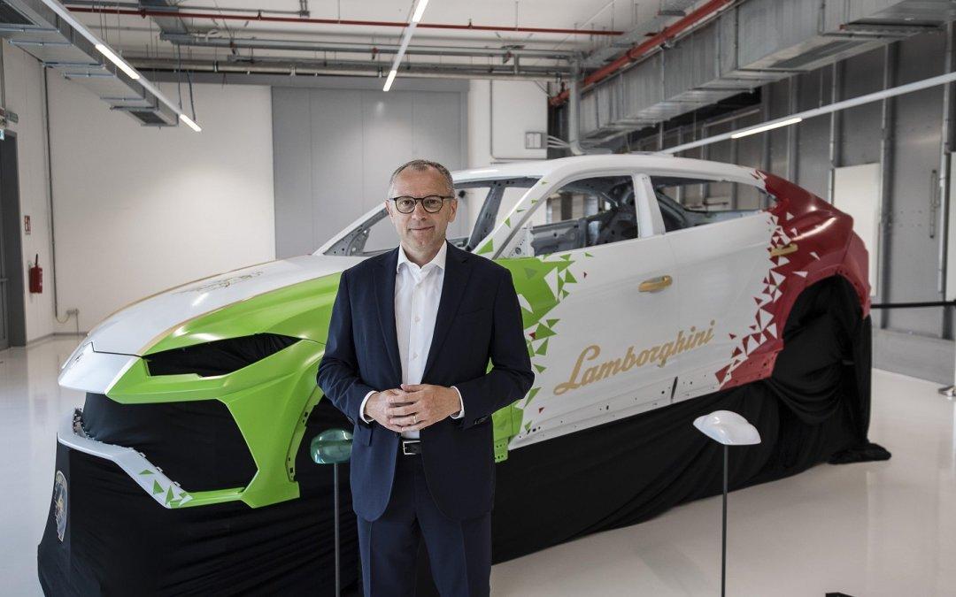 Ο Στέφανο Ντομενικάλι στο δρόμο για τη Formula 1