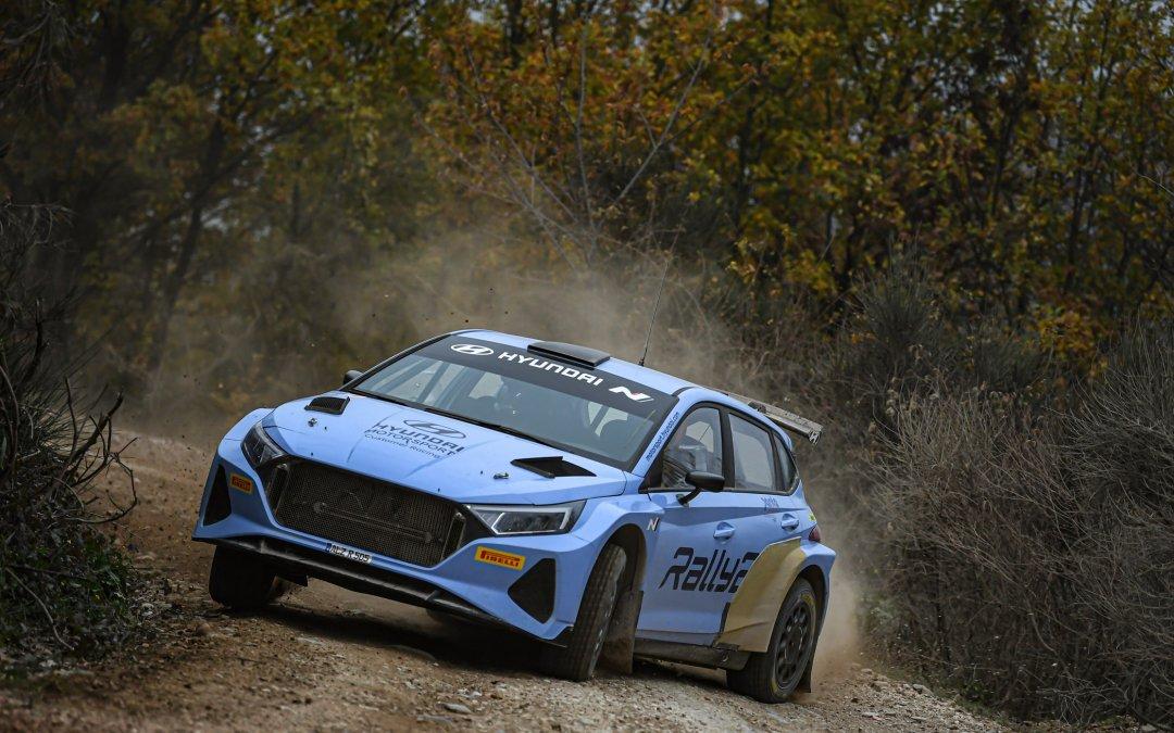 WRC, Hyundai i20 Rally 2: Τάνακ και Χουτούνεν στο τιμόνι για τις πρώτες δοκιμές