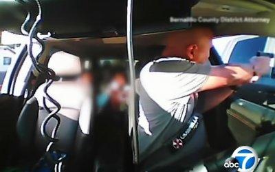 Πατέρας ανοίγει πυρ σε τσακωμό, ενώ ο γιος του βρισκόταν στο πίσω κάθισμα (Video)