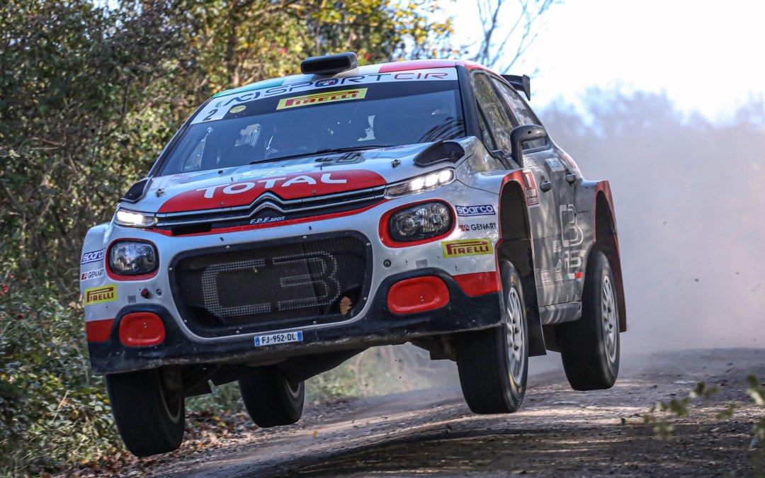 Rally Tuscan Rewind: Νικητής ο Μπουλάτσα, πρωταθλητής ο Κρουνιόλα