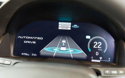 Honda: Θέλει την πρωτιά στην αυτόνομη οδήγηση