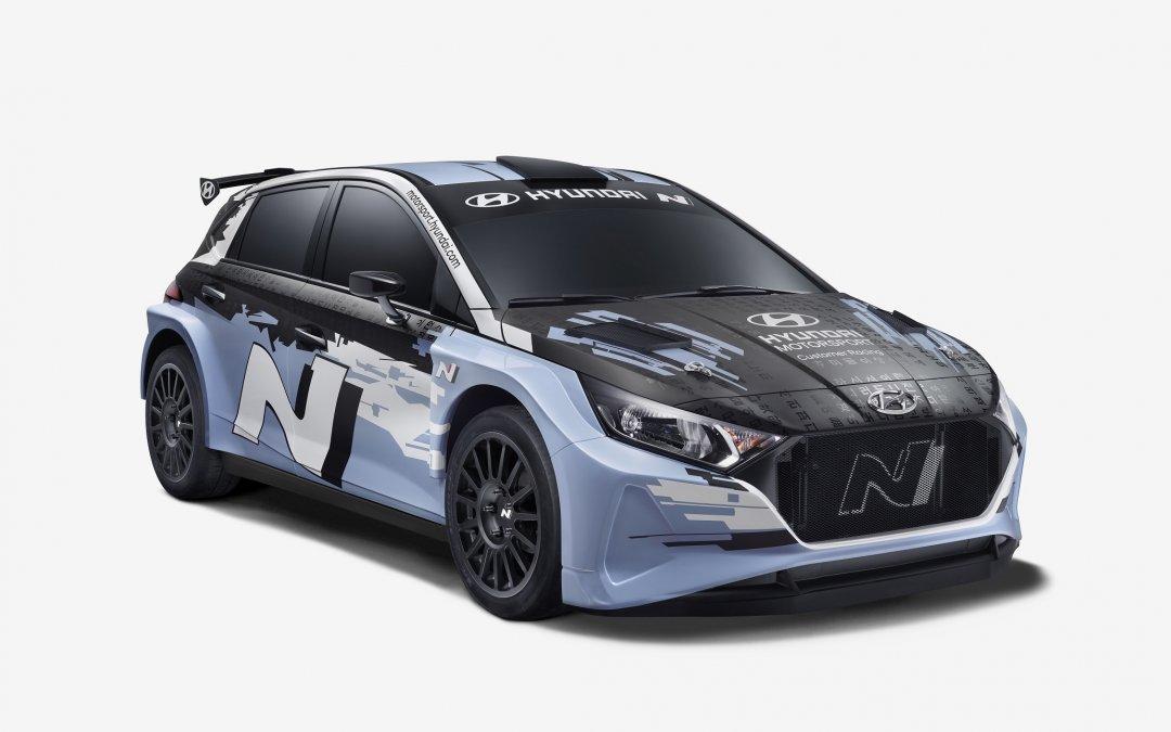 WRC, Hyundai Motorsport. Στην Ιταλία δοκιμές εξέλιξης για το νέο i20 Rally 2