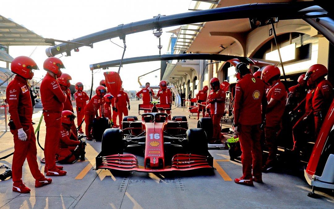 Formula 1, Γκραν Πρι Τουρκίας: Πρόστιμο στον Λεκλέρκ