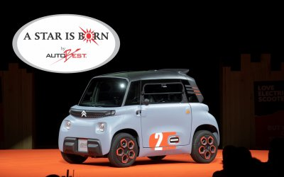 Citroen Ami: Το αυτοκίνητο των πιτσιρικάδων