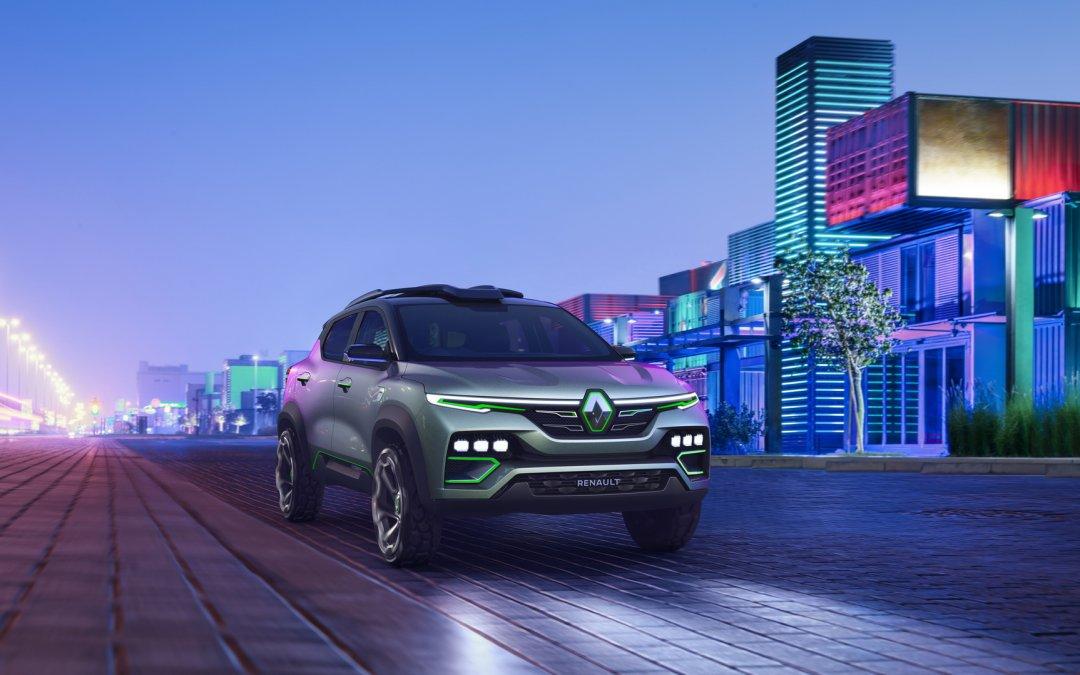 Νέο Renault Kiger: Για την αστική και την πραγματική ζούγκλα (video)