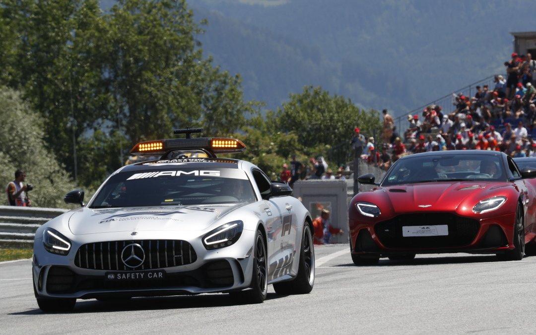 Και η Aston Martin σε ρόλο Safety Car από το 2021