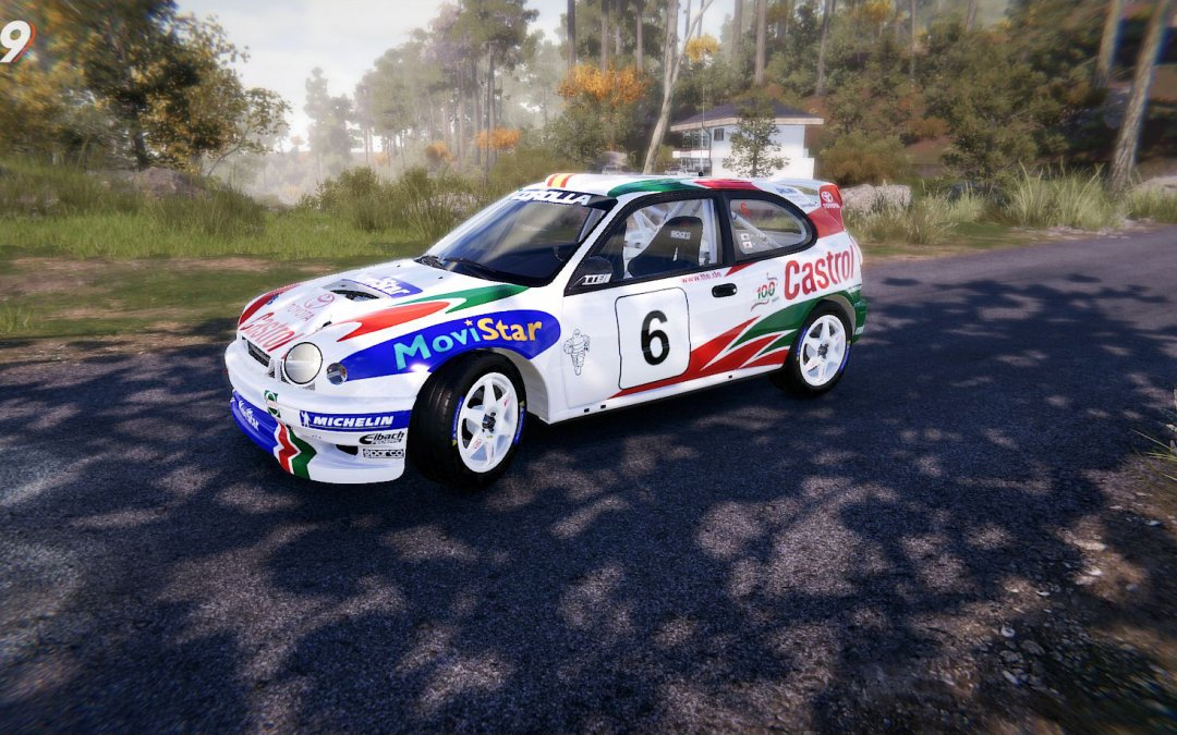Toyota: Επιστρέφει η Corolla WRC του 1999 (video)
