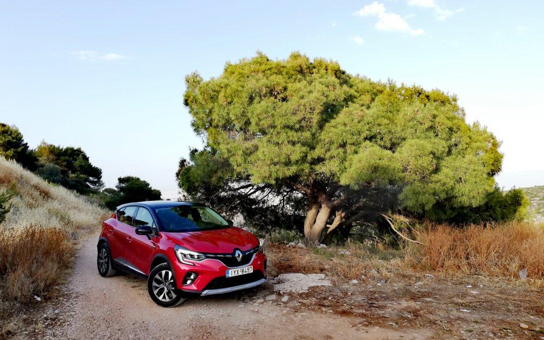 Renault Captur: Δικαιώνει τον τίτλο του «Αυτοκινήτου της Χρονιάς 2021 για την Ελλάδα»