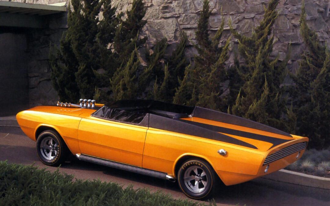 Οι πιο περίεργες ιδέες για muscle cars που δεν υλοποιήθηκαν ποτέ! (Photos)