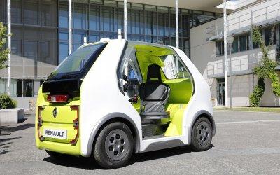 Renault: Μας ξεναγεί στο μέλλον