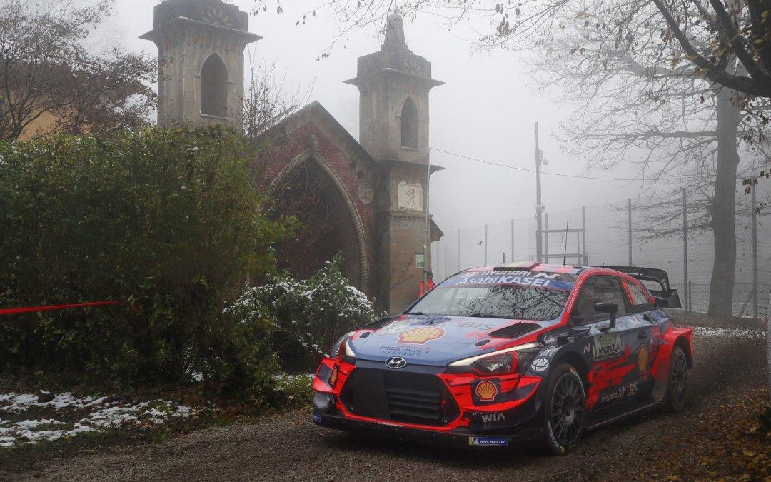 WRC, ράλι Μόντσα: Ο Νεβίλ στο shakedown