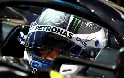 Formula 1-Γκραν Πρι Σακχίρ-Κατατακτήριες: Σώθηκε για 0.026 δευτερόλεπτα ο Μπότας