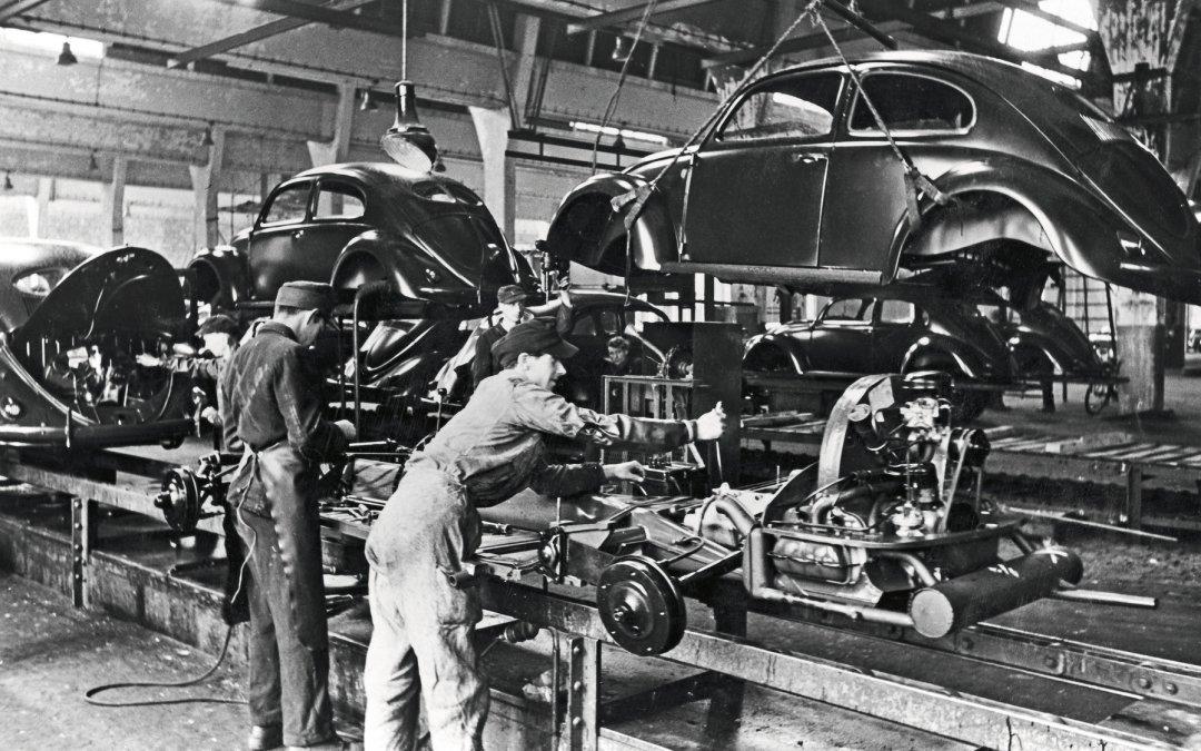 Volkswagen Beetle: Πώς επέζησε μετά το Δεύτερο Παγκόσμιο Πόλεμο;