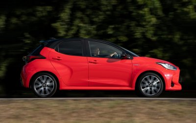 Toyota: Ανακαλούνται 255 Yaris στην Ελλάδα