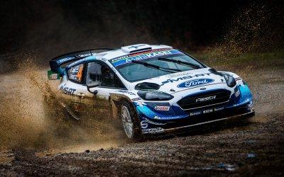 WRC, ράλι Μόντσα: Ξεκίνησε το 2ο σκέλος με ποινές σε Σόρδο και Λάπι