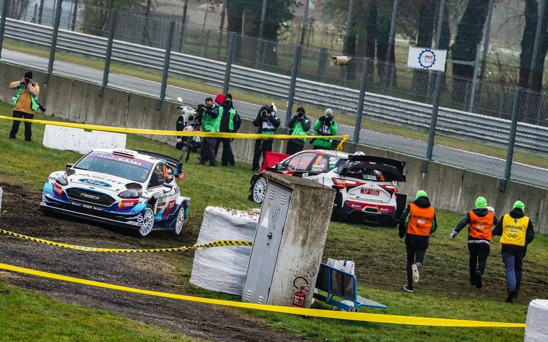 WRC, ράλι Μόντσα: Με οδηγό το φαντασία