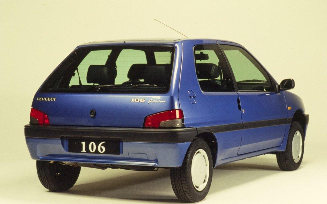Peugeot 106: Πολυτέλεια σε μικρό μέγεθος πριν 25 χρόνια