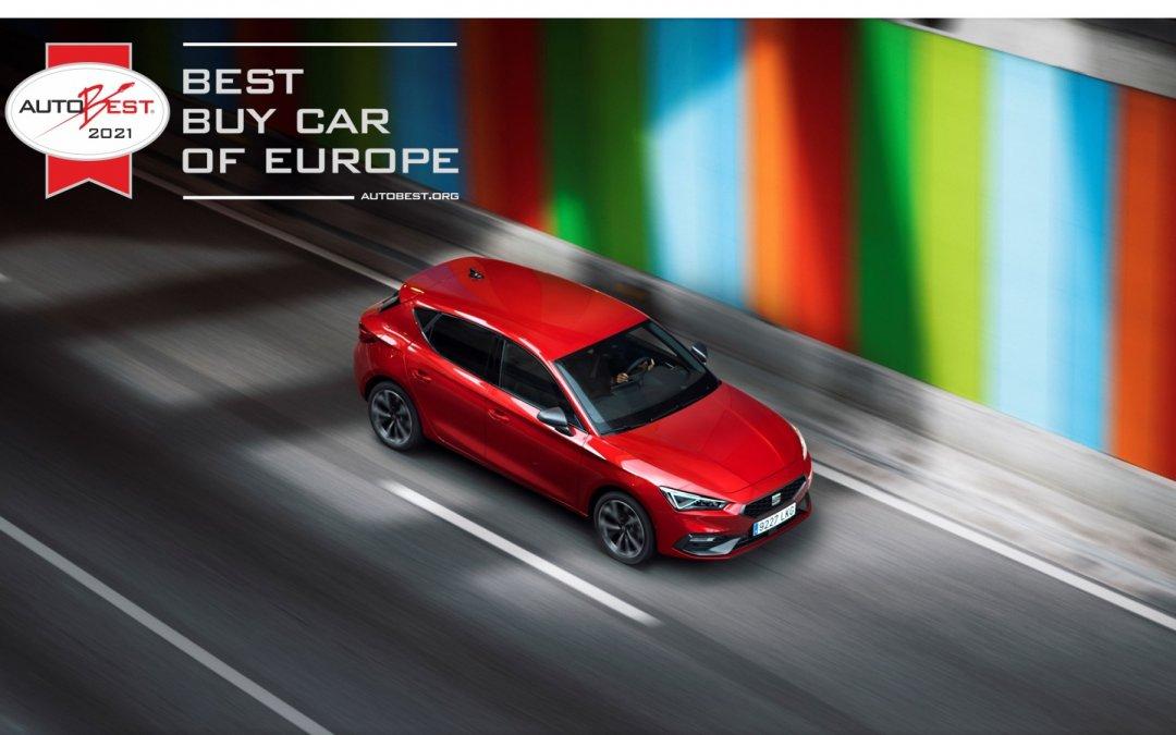 "AutoBest: To νέο Seat Leon ""Best Buy Car of Europe 2021"""
