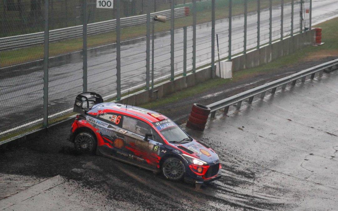 WRC, ράλι Μόντσα, 1ο σκέλος: Πέρασε μπροστά ο Σόρδο