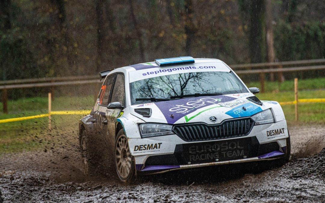 WRC, ράλι Μόντσα: Αγώνας εμπειριών για Παυλίδη-Χάριμαν