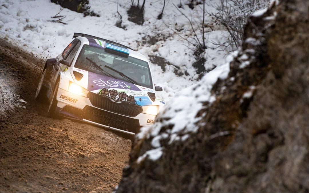 WRC, ράλι Μόντσα, 2ο σκέλος: Συνεχίζουν Παυλίδης-Χάριμαν