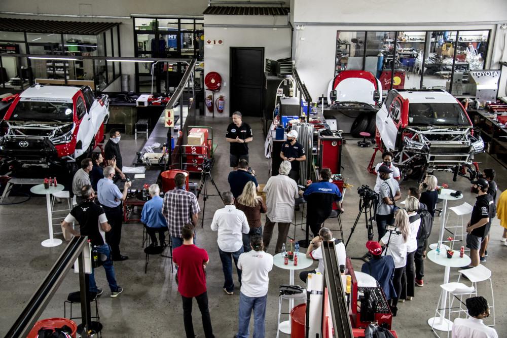 Τoyota Gazoo Racing: Στο δρόμο για το Ντακάρ