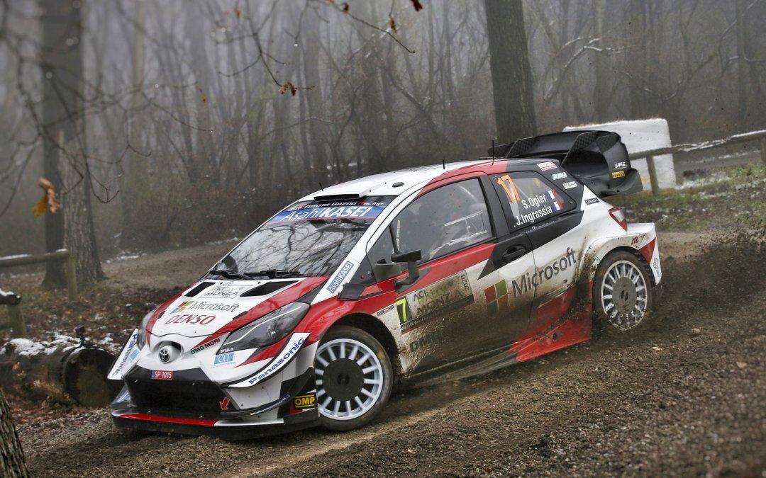 WRC, ράλι Μόντσα: Αρχή με Οζιέ σε καθαρά Αλπικό τοπίο (πολλές φωτογραφίες)