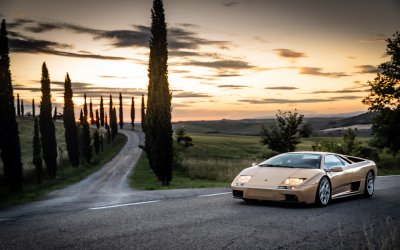 Lamborghini Diablo: Όταν έφτανε τα 325 χλμ./ώρα πριν 30 χρόνια