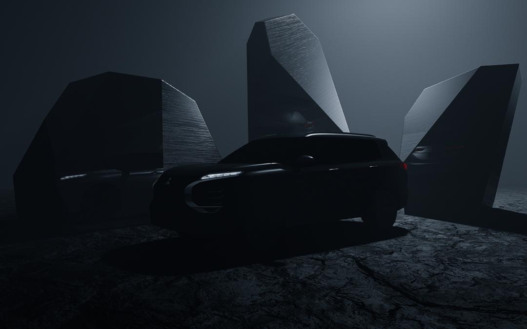 Mitsubishi: Το νέο Outlander αρχίζει να αχνοφαίνεται