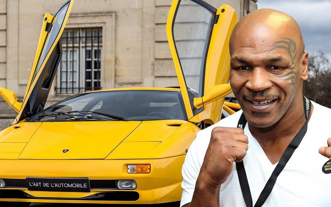 Ο Mike Tyson εκτός από γροθιές, ξέρει και από χλιδάτα αυτοκίνητα και απόδειξη…το γκαράζ του (Photos)