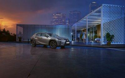 Lexus UX: Με ποιο τρόπο έγινε περισσότερο σπορ;