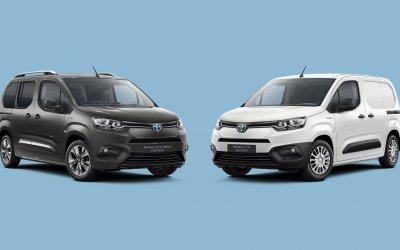 Toyota Proace City: Για όσους χρειάζονται μικρό ηλεκτρικό βαν