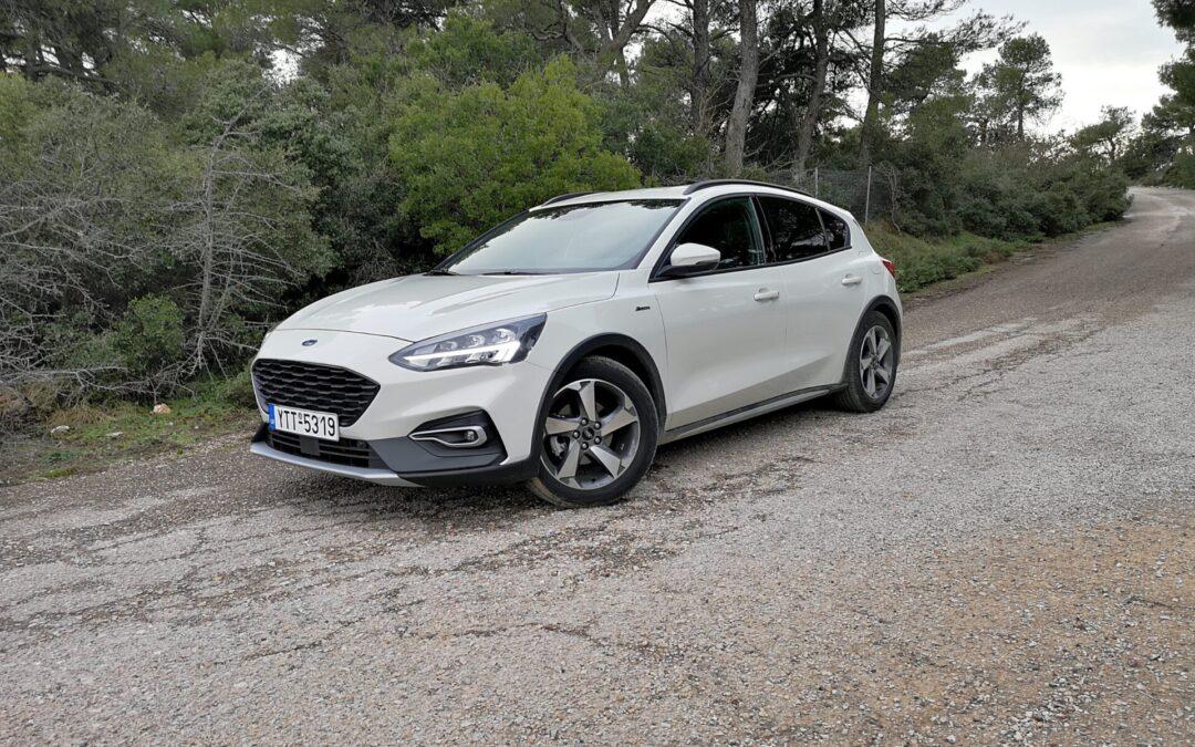 Ford Focus Active 1.0 EcoBoost ΜΗΕV: Στο κλίμα της εποχής