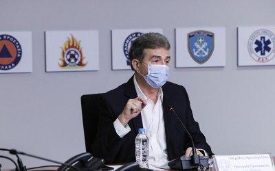 Μιχάλης Χρυσοχοΐδης: «Μην οδηγείτε στη Λ.Ε.Α»