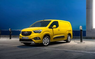 Opel Combo-e: Ρεύμα για επαγγελματίες