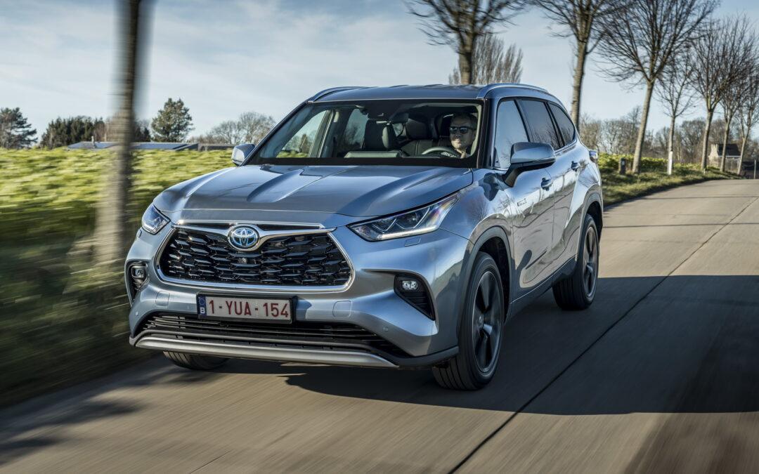 Toyota Highlander: Με αμερικάνικο αέρα