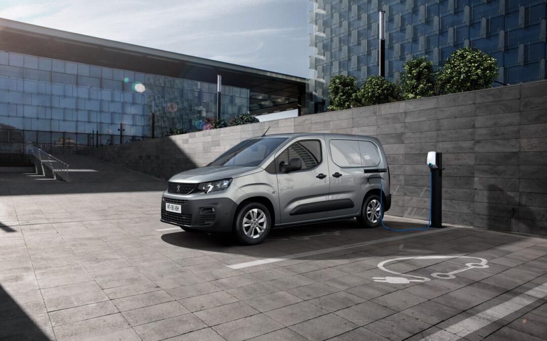 Peugeot e-Partner: Νέο ηλεκτρικό εργαλείο