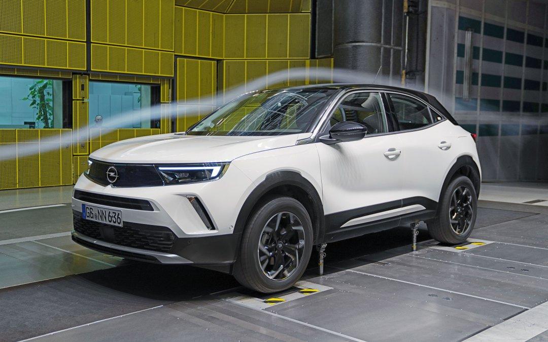 Νέο Opel Mokka: Δέχεται χάδια ή χτυπήματα από τον άνεμο;