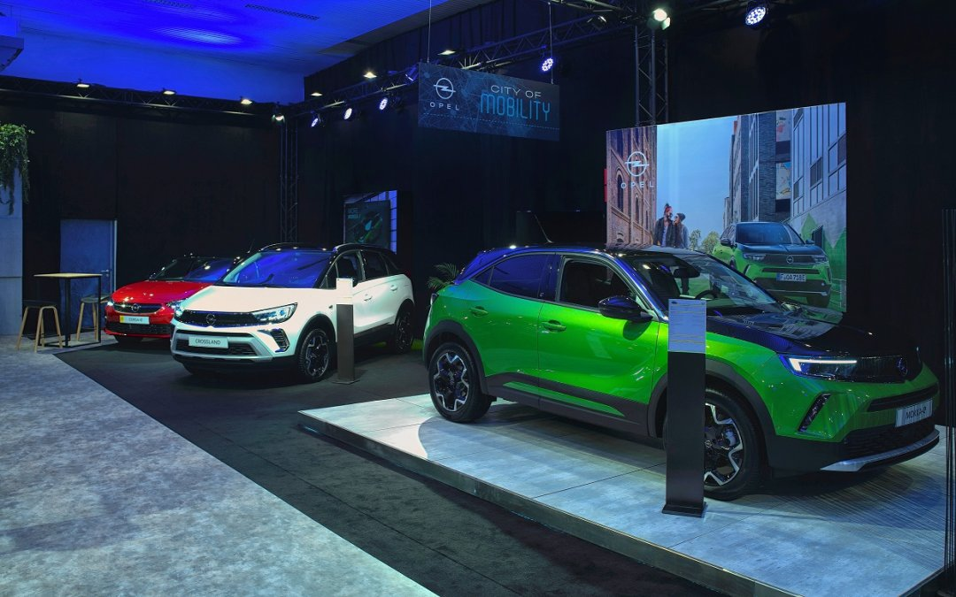 Opel: Πώς θα παρευρεθεί στο Σαλόνι των Βρυξελλών αφού ακυρώθηκε;